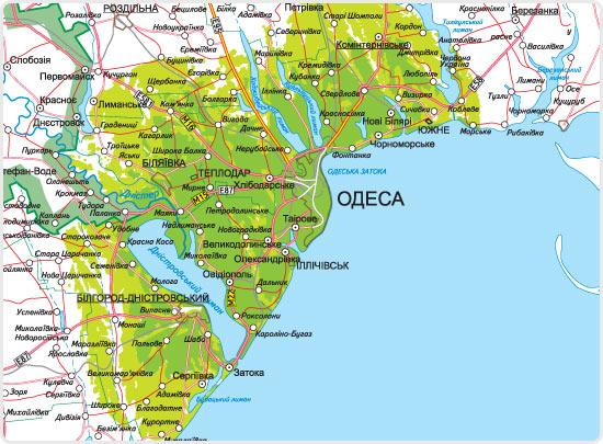 Карта покрытия CDMA EV-DO в